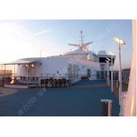Solvent free Self - leveling  Boat Deck Floor Paint , Epoxy Floor Finish Manufactures