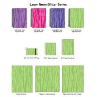 """6"""" x 8"""" Laser film cover with Spot UV finish Case Manufactures"""