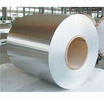 China Custom Aluminium Foil Stock DOS / Chromated Finish 130-155mpa Tensile Strength on sale