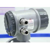 Pulse Output Wastewater Flow Meter 1-15 M / S Flow Velocity Range Rs485 Standard Manufactures