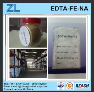 China 13% edta ferric sodium salt China on sale
