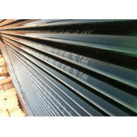 Anti Rust Oil Carbon Steel Tubing With Plastic Seamless Steel Pipes / Riser Pipe
