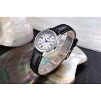 Fashionable quartz accuracy watch / quartz battery watch Mineral glass Face Manufactures