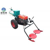 Diesel Walk Behind Tractor Two Wheel Tractor Mower Corn harvester Manufactures