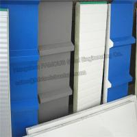 EPS Polystyrene Insulated Sandwich Panels for Metal Buildings Roofing System Manufactures