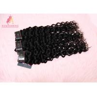 No Lice Virgin Indian Hair Color 1B Clean And Soft Italian Wave Human Hair Manufactures