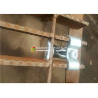Anti Corrosion Welded Steel Bar Grating , Powerful Open Steel Floor Grating Manufactures