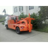 Car carrier light duty tow truck road recovery wrecker Manufactures