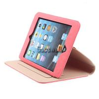 China For iPad Mini Leather 360° Rotating Belt Buckle Case on sale