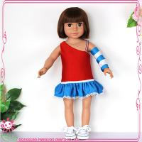 "OEM Doll Toy Clothes 18"" Baby Doll Accessories Wholesale Clothes For Dolls Manufactures"