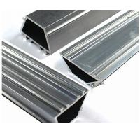 Popular Anodized Aluminum Profiles Rectangle Aluminium Tile Trim For Heat Sink Manufactures