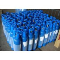 High Capacity 15L 15mpa Compressed Gas Cylinder For Electron Gas Manufactures