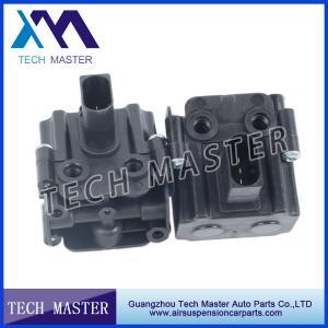 Distribution Valve Block For BMW F01 F02 37206789450 37206864215 Air Pump Vavle Manufactures