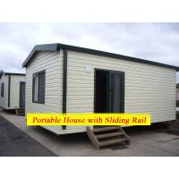 Mobile Prefabricated Portable Modular Homes As Offices Anti-Wind Manufactures