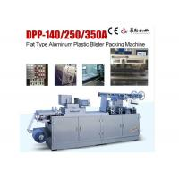 Pharmaceutical Small Auto Blister Packing Machine with PLC Control system Manufactures