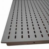 Aluminum Ceiling Panel/Grid, Customized Sizes are Accepted Manufactures