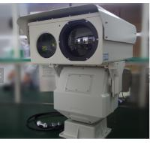 Infrared Dual Thermal Camera Long Range Night Vision Camera Marine Surveillance Manufactures