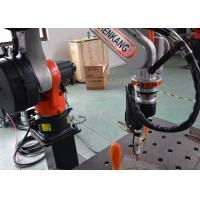 Multi Function Arc Welding Robot , Automated Welding Machine 6 Axis High Precision Manufactures