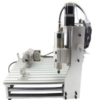 High Performance CNC 3040 4 Axis Mini CNC Engraving Machine with Price Competitve Manufactures