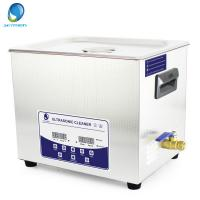 JP -040T 10L Degass Digital Ultrasonic Cleaner / Ultrasonic Jewellery Cleaners Commercial Manufactures