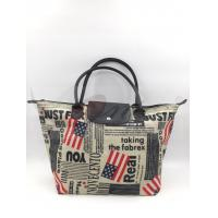 Mens Ladies Travel Tote Bags With Printing / Embroidery / Thermal Transfer Logo Manufactures