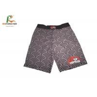 Surfing Wave Swim Printed Board Shorts Mens Dye Sublimation Custom Size Manufactures