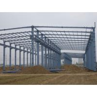 modular warehouse building prefabricated light steel structure shed Manufactures