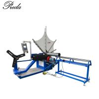 China China supplier spiral duct forming machine with 1600mm diameter spiral pipe on sale