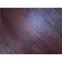 Spotted Gum Solid Timber Flooring, rustic surface, stain color, high JANKA hardness Manufactures
