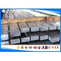 Quality DIN 1.7221 / 55Cr3 /5160 / SUP9 Hot Rolled Steel Bar ,Spring Flat Steel , Thickness : 3-100mm , black or machined for sale