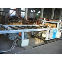 China Electric PVC Transparent Plastic Sheet Machine With 3000mm Width  Plastic Sheet Machine Plastic Extrusion Lines on sale