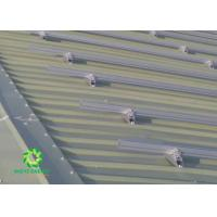 China Reliable Structure Metal Roof Solar Mounting Systems For Pitched Roof on sale