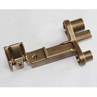 CUSTOM sheet metal plate assembly plate fixing brass plate breaket copper metal stamping part Manufactures