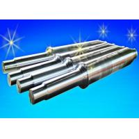 4140 / 42CrMo4 / SCM440 Carbon Steel Shaft , OD 80-1200 Mm Rotor Shaft Manufactures