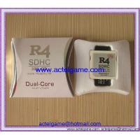 R4iSDHC.hk white dual core 3DS game card Manufactures