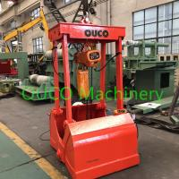 Portable Type Electric Hoist Small Clamshell Bucket For Bulk Cargo Easy Operation for sale