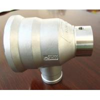Custom Made Lost Wax Investment Steel Casting Fluid Valve with Annealing Heat Treatment Manufactures