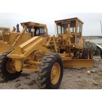 China CATERPILLAR 140H MOTOR GRADER FOR SALE USED/SECONDHAND on sale