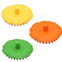 Knead Head Cleaning Silicone Bristle Face Brush 90*36mm Keep Hair Health Manufactures