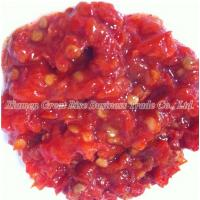 Minced Red Chili Sauce Seasoning Manufactures