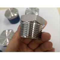Class 3000# Forged Steel Fittings Hex Plug Con Swage Sockolet ASTM A182 F60 DN100 for sale