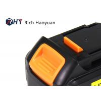Buy cheap High capacity 4.0ah Replacement dewalt li ion battery 14.4V DCB140 / XR DCB140 from wholesalers