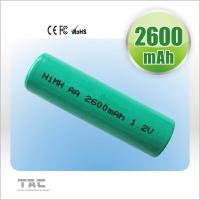 Rechargeable Ni MH Batteries Ready To Use 2700mAh 1.2V For Electrical Remote Manufactures