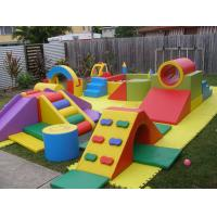 Creez Hand Made Kids Indoor Playground Equipment , Soft Play Equipment Themed Design Manufactures
