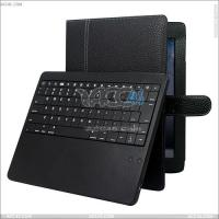 Bluetooth Keyboard Leather Case with 5000mAh Built-in Battery for iPad 2 iPad 3 P-iPad3case035 Manufactures