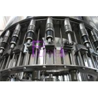 High Capacity Drinking Water Filling Plant Plastic Bottle Vertical Filling Machine Manufactures