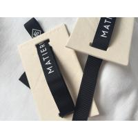 12mm Ribbon Attached Creative Clothing Hang Tags Retail Clothing Tags 3D Feel Manufactures