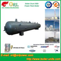 Industrial Steam Boiler Mud Drum Anti Corrosion Stainless Steel Body Manufactures