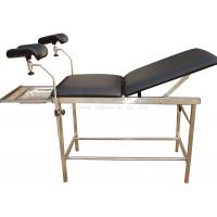 Light Gynecology Exam Chair , Gynae Examination Beds Stainless Steel Frame Manufactures