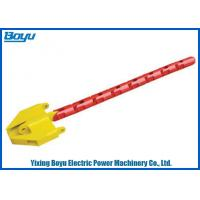 Steel Made Head Board 2 Bundled Conductors Transmission Line Stringing Tools Accessories Manufactures